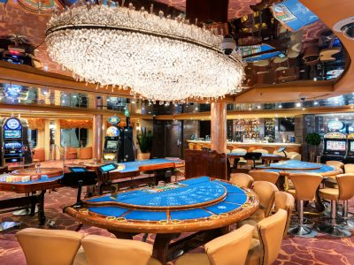 MSC Armonia Palm Beach Casino