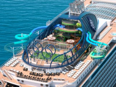 MSC Seaside, Forest Aquaventure Park