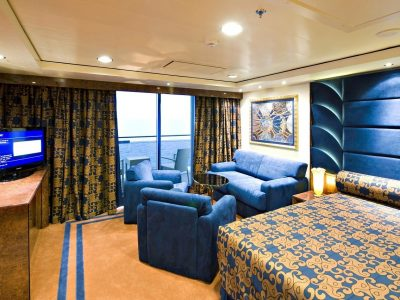 MSC Splendida Aurea Suite