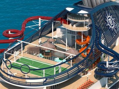 MSC seaside Wasserpark